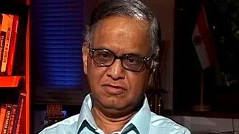 Video : Murthy beyond Infosys