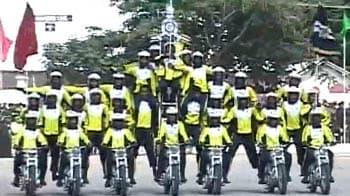 Videos : एएससी की टौरनैडो टीम का कमाल