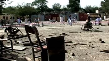 Video : Afghanistan elections: Voting continues despite blasts and scattered attacks
