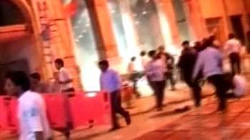 Video : Iran double bombing caught on camera
