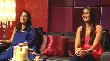 Video : Exclusive: Karan grills Kajol, Kareena