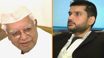 Video : Verdict on N D Tiwari paternity suit today