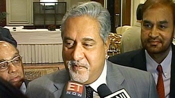 Video : Vijay Mallya on airfare hike