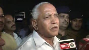 Video : Yeddyurappa's family surrenders controversial land