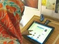 Video : Rajasthan village uses touch screen to find jobs