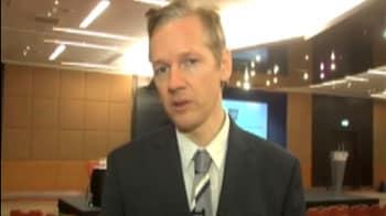 Video : Julian Assange on WikiLeaks' Iraq war logs