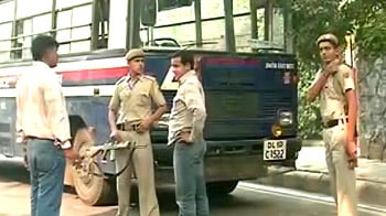 Video : Multi-layered security in Delhi ahead of Obama's visit