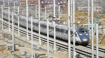 Video : China's newest high-speed train