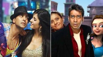 Video : Anupama Chopra reviews Tees Maar Khan, Toonpur Ka Superrhero