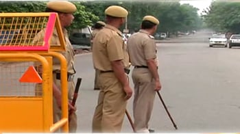 Videos : दिल्ली में चप्पे-चप्पे पर पुलिस तैनात