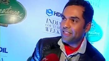 Video : Films are easier than ramp walk: Abhay