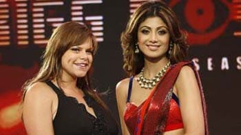 Videos : Shilpa Shetty couldn't meet Goody