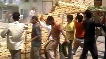 Videos : दिल्ली में हंगामा