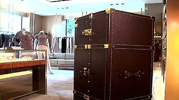 Video : Gucci's custom made travel trunks