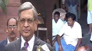 Video : Lankan Navy denies shooting Indian fishermen