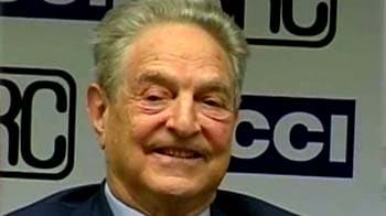 Video : George Soros picks 4% stake in BSE for $35 million