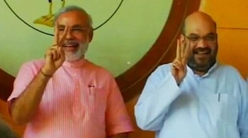 Video : Double blow for Modi's aide