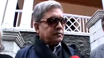 Video : We're in J&K to find a solution: Padgaonkar