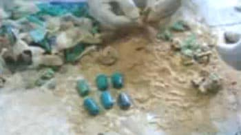 Video : Cocaine smuggling worries Chennai