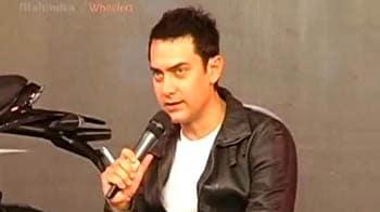 Video : We should respect court's verdict: Aamir