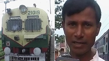 Video : Yet another train robbery in Bihar