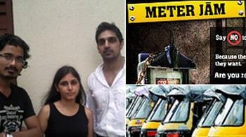 Video : Meter Jam on Mumbai roads