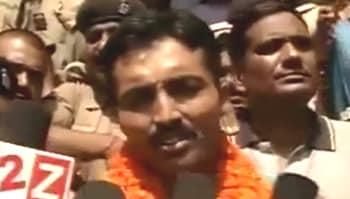 Video : God heard my prayers, says released cop