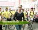 Video : The green adventure: Cycling across Himalayan terrain