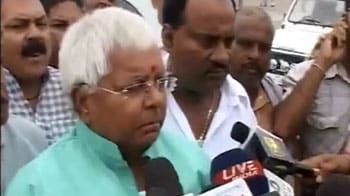 Video : Now, the politics, courtesy Paswan and Lalu