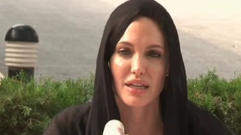 Video : Angelina Jolie condemns planned Koran burning