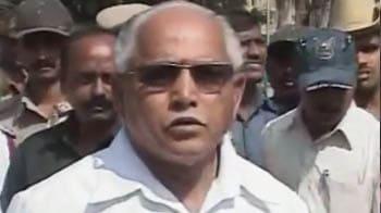 Video : Yeddyurappa says he will meet Governor every 15 days