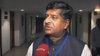 Video : Trust us once more, will deliver a better life, says BJP
