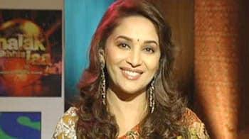 Video : Madhuri's second stint as dance judge