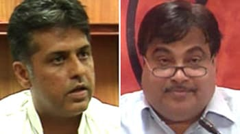 Video : Congress-BJP spat over Games