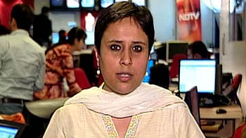 Video : Barkha Dutt on the political developments of cabinet formation - May 21, 2009