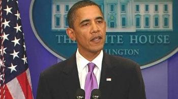 Video : Explosives represent credible terrorist threat to US: Obama