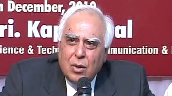 Video : Kapil Sibal on cyber security