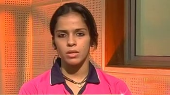 Happy to end the season on a high: Saina