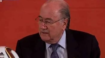 Blatter acknowledges mistakes