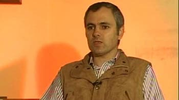 Video : Accession remark based on history: Omar to NDTV