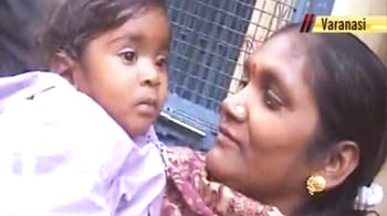 Video : Two-year-old Varanasi blast victim identified