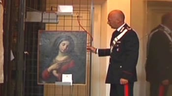 Video : Italy: Crack squad hunts down fake, stolen art