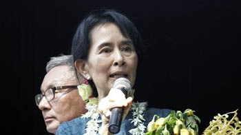 Video : Release of Myanmar dissident Aung San Suu Kyi said to be near