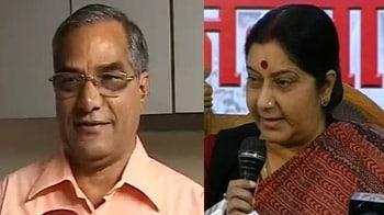 Video : Ad exposes BJP infighting