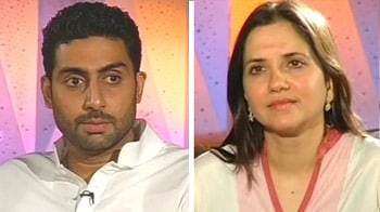 Video : Picture This: Abhishek Bachchan on <i>Khele Hum Jee Jaan Se</i>