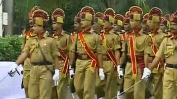 Video : Police parade on 26/11 anniversary