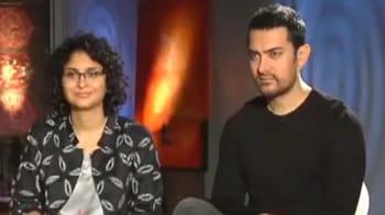 Videos : धोबीघाट में पेंटर बने हैं आमिर