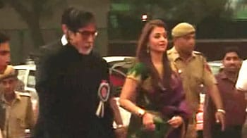 Video : Bachchan power at National Film Awards