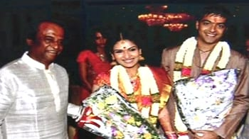 Video : Starring Rajinikanth as father of the bride