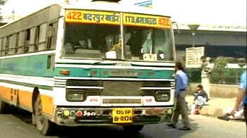 Videos : दिल्ली की ब्लूलाइन बस सेवा फिर शुरू